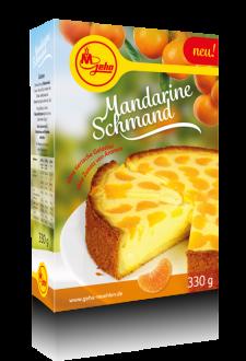Mandarine-Schmand
